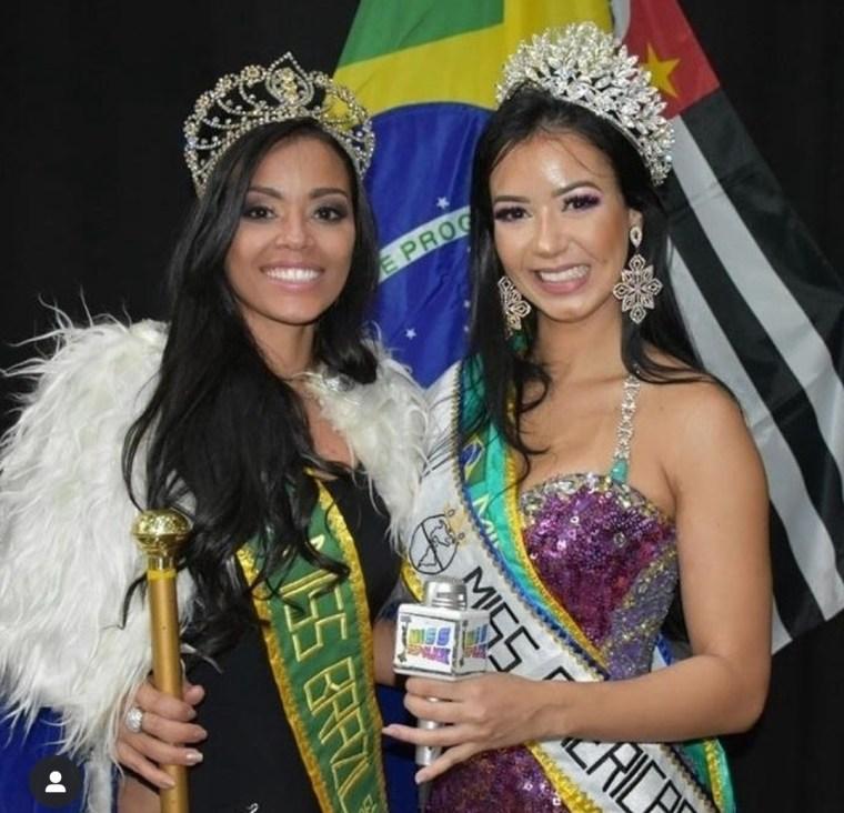 "Rondonia conquista Miss Brasil Model 2019 com ""Rany Saraiva"""