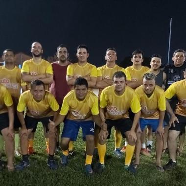 FUTEBOL – ALE-RO e Singeperon empatam em 2×2 em jogo amistoso visando Copa do Servidor