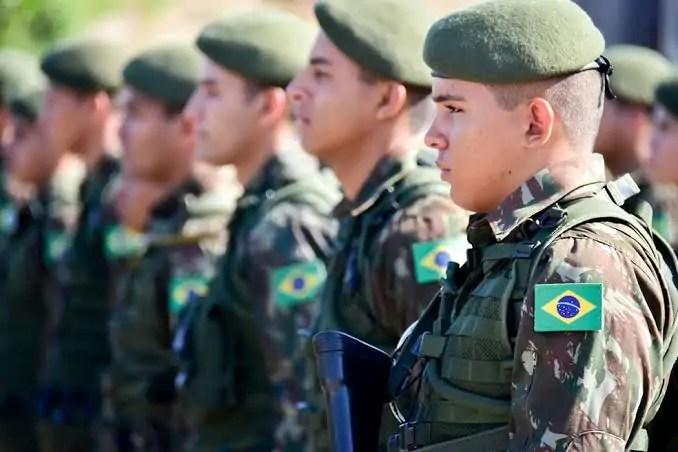 Exército abre processo seletivo para militares temporários 2019