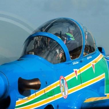 Base Aérea de Porto Velho realiza 'Portões Abertos' no sábado, 12