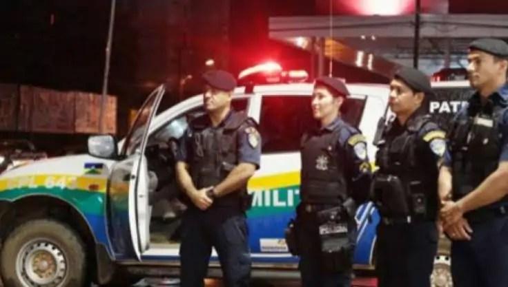 TENTATIVA DE HOMICÍDIO – Sargento é desarmado pelo sobrinho e preso por Major de folga