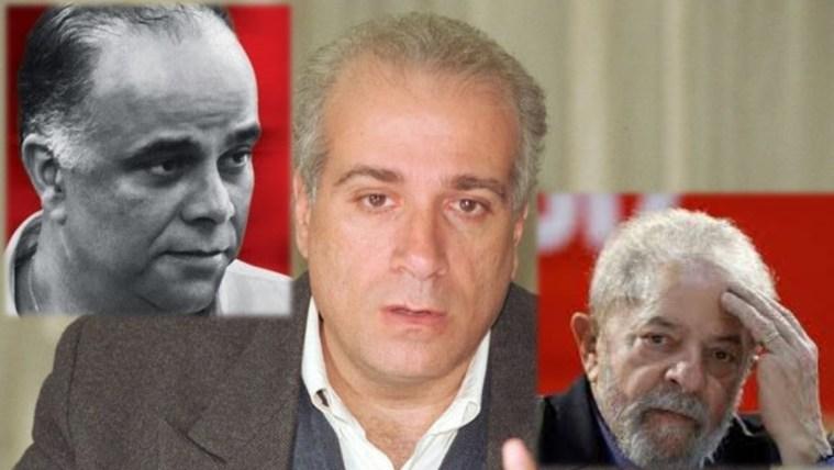 Publicitário Marcos Valério aponta Lula como um dos mandantes do assassinato de Celso Daniel