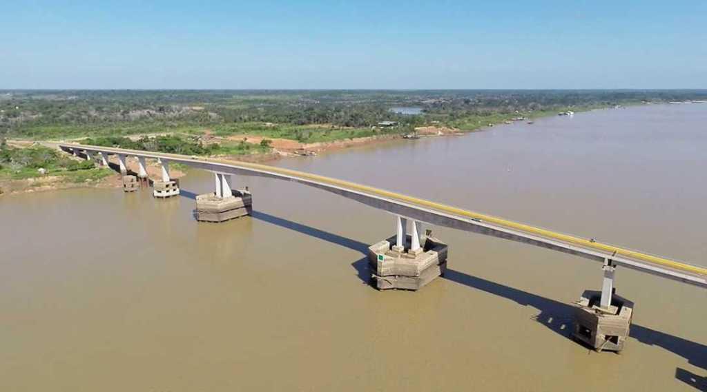 Dnit adia para 2020 entrega de ponte entre Rondônia e Acre