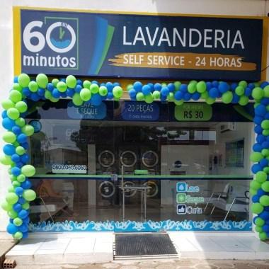 NOVIDADE – Porto Velho conta com o serviço da Lavanderia Self-Service 60 Minutos; Conheça
