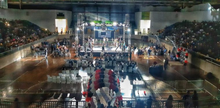Primeiro Desafio Internacional de Kickboxing em Rondônia surpreende público