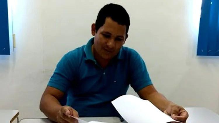 Vereador renuncia mandato e abre mão de salário de R$ 3 mil em RO