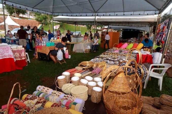 2ª Feira Itinerante do projeto Artesão Sustentável acontece nesta sexta (22) no Mercado Cultural