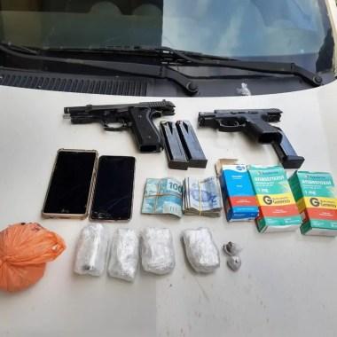 Diretor do Presídio preso em flagrante com drogas em viatura será exonerado