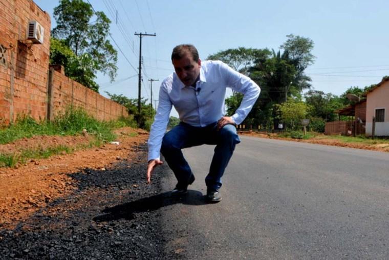 Prefeito Hildon Chaves anuncia retomada das obras nos bairros da zona Sul da Capital