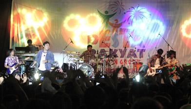 Pesta Rakyat Jhonlin Group, Batulicin