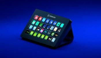 StreamDeck XL Blue