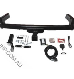 chevy ss holden commodore tow bar kit jhp vehicle enhancements towing mirrors commodore tow bar wiring harness [ 1418 x 1417 Pixel ]