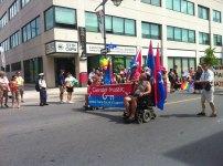 Capital Pride Parade. Photo by Brianna Harris