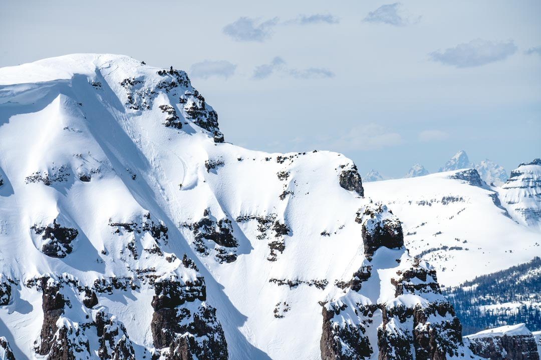 snowboarding. 19-20 JHSM. Jeremy Jones, Wyoming. Photo: Ming Poon