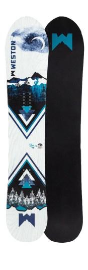 Weston Riva snowboard