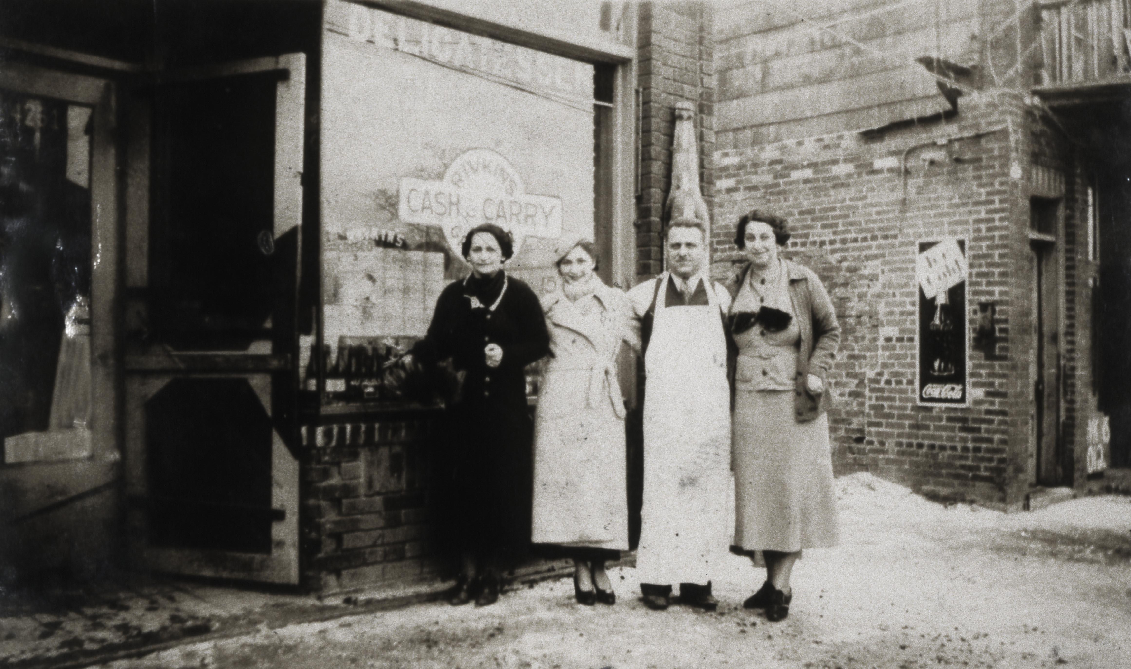 Jewish Merchant Project  Jewish Historical Society of