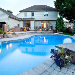Pool - Photo by Gordon W. Dimmig Photography