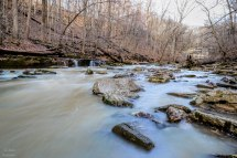Mccormick Creek State Park Waterfalls Of Indiana