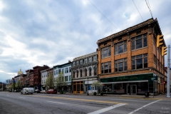 Main Street | Madison, Indiana | Image by Indiana Architectural Photographer Jason Humbracht
