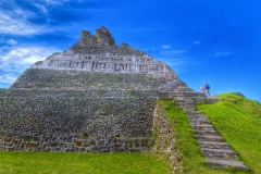 El Castillo | Xunantunich Maya Site | San Ignacio, Belize | Image by Indiana Architectural Photographer Jason Humbracht