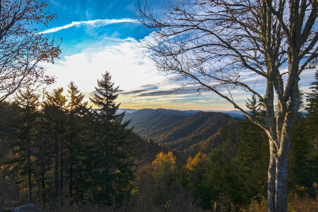 Smoky Mountains Sunrise | Synchronicity | Newfound Gap | Image By Indiana Architectural Photographer Jason Humbracht