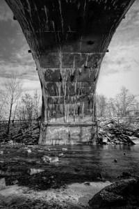 Avon Indiana | Haunted Bridge | Image By Indiana Architectural Photographer Jason Humbracht