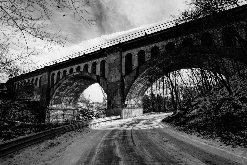 Haunted Bridge | Avon Indiana | Image By Indiana Architectural Photographer Jason Humbracht