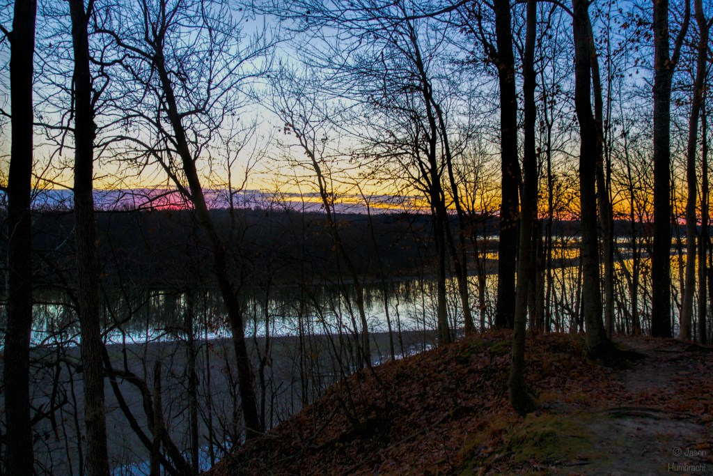Eagle Creek Park | Sunrise | Nature photography | Indianapolis Indiana | Image by Indiana Architectural Photographer Jason Humbracht