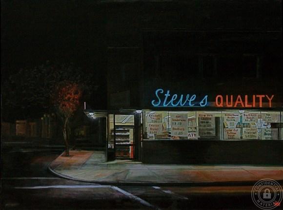Steve's market