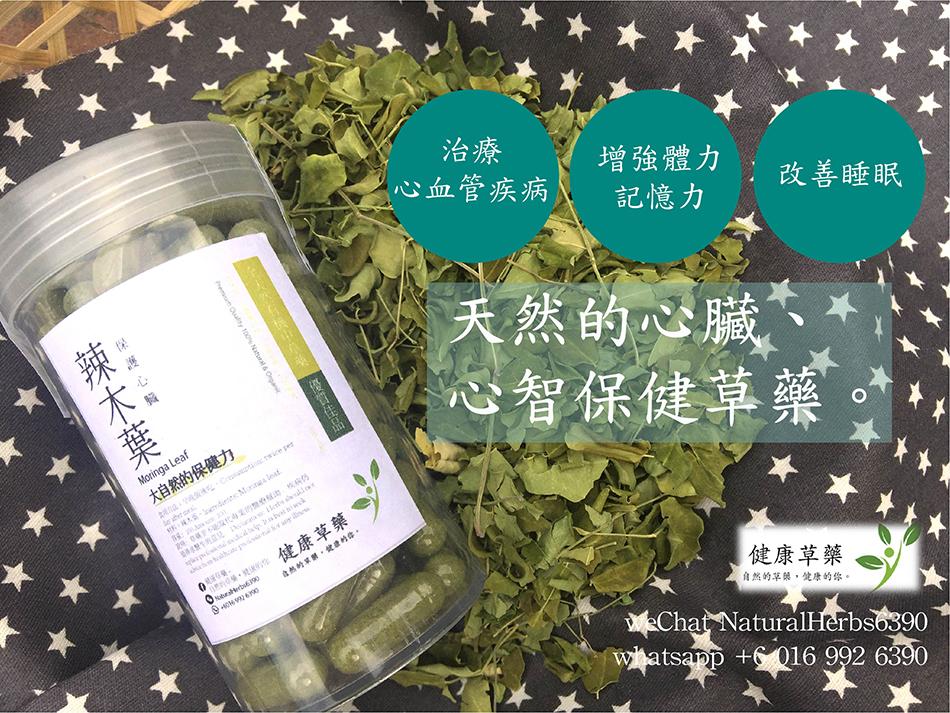 辣木葉 Moringa Leaf