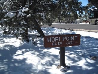 Hopi Point