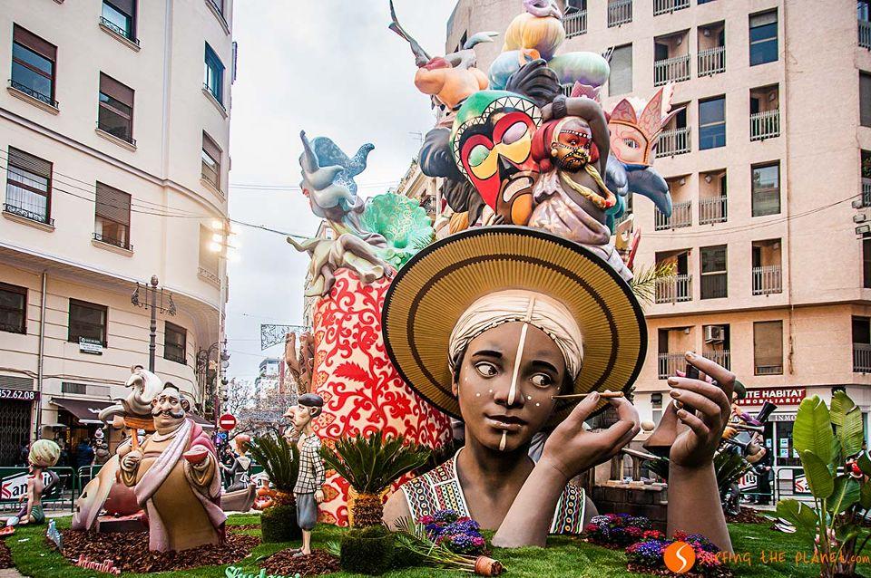 世界傳統節慶藝術-西班牙法雅節 | JIBAO - 洞悉教材的趨勢