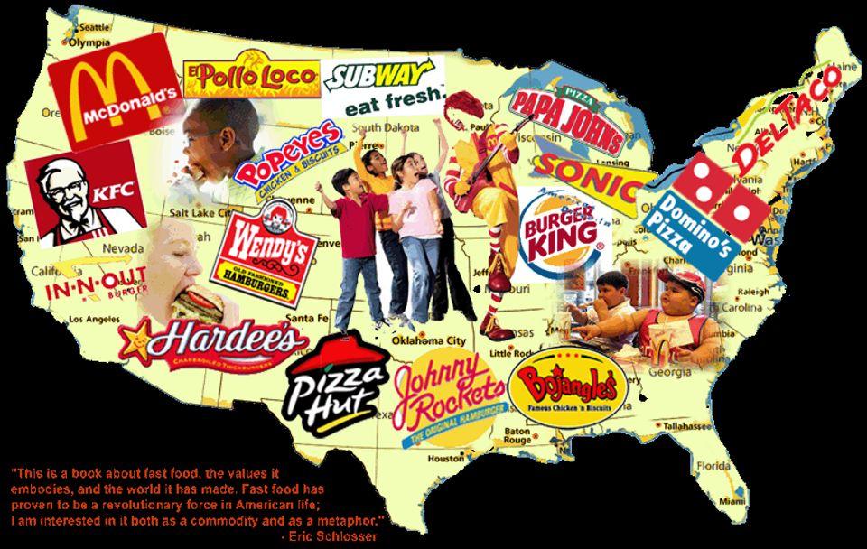 北美飲食文化   JIBAO - 洞悉教材的趨勢