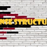 Tense structure, sentense এর গঠন