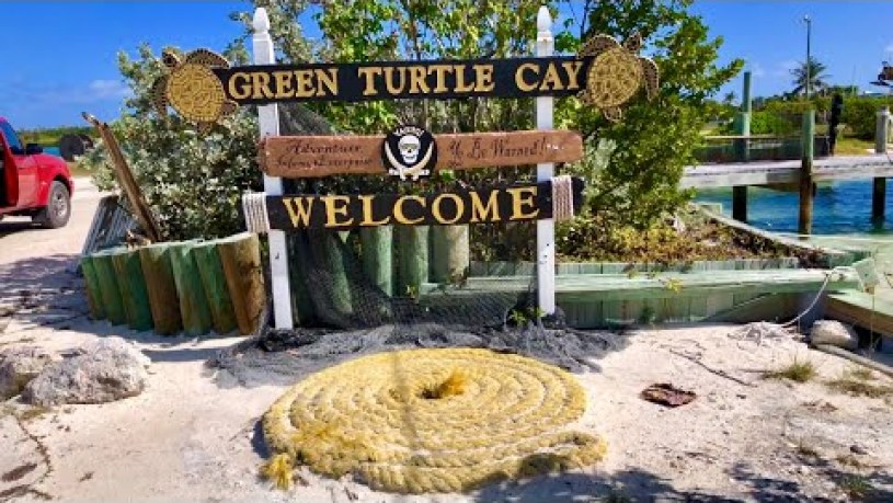 Is Green Turtle Cay Safe