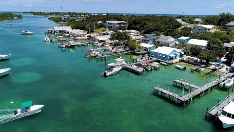 Man O War Cay Bahamas