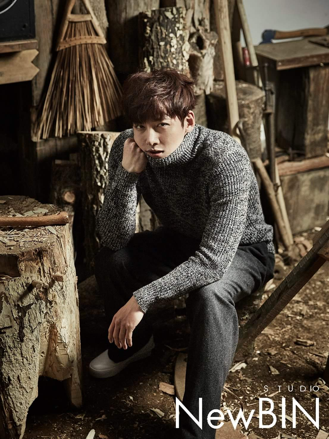 Magazine InStyle March 2015 preview  Ji Chang Wooks Kitchen