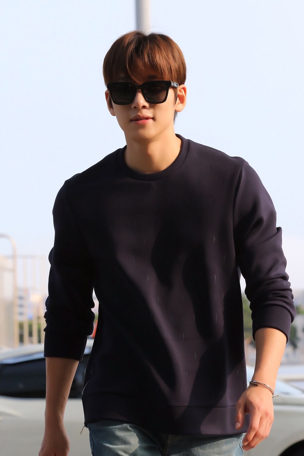 """kitchen fan alder cabinets [drama] ji chang wook heads to china for """"whirlwind girl 2 ..."""