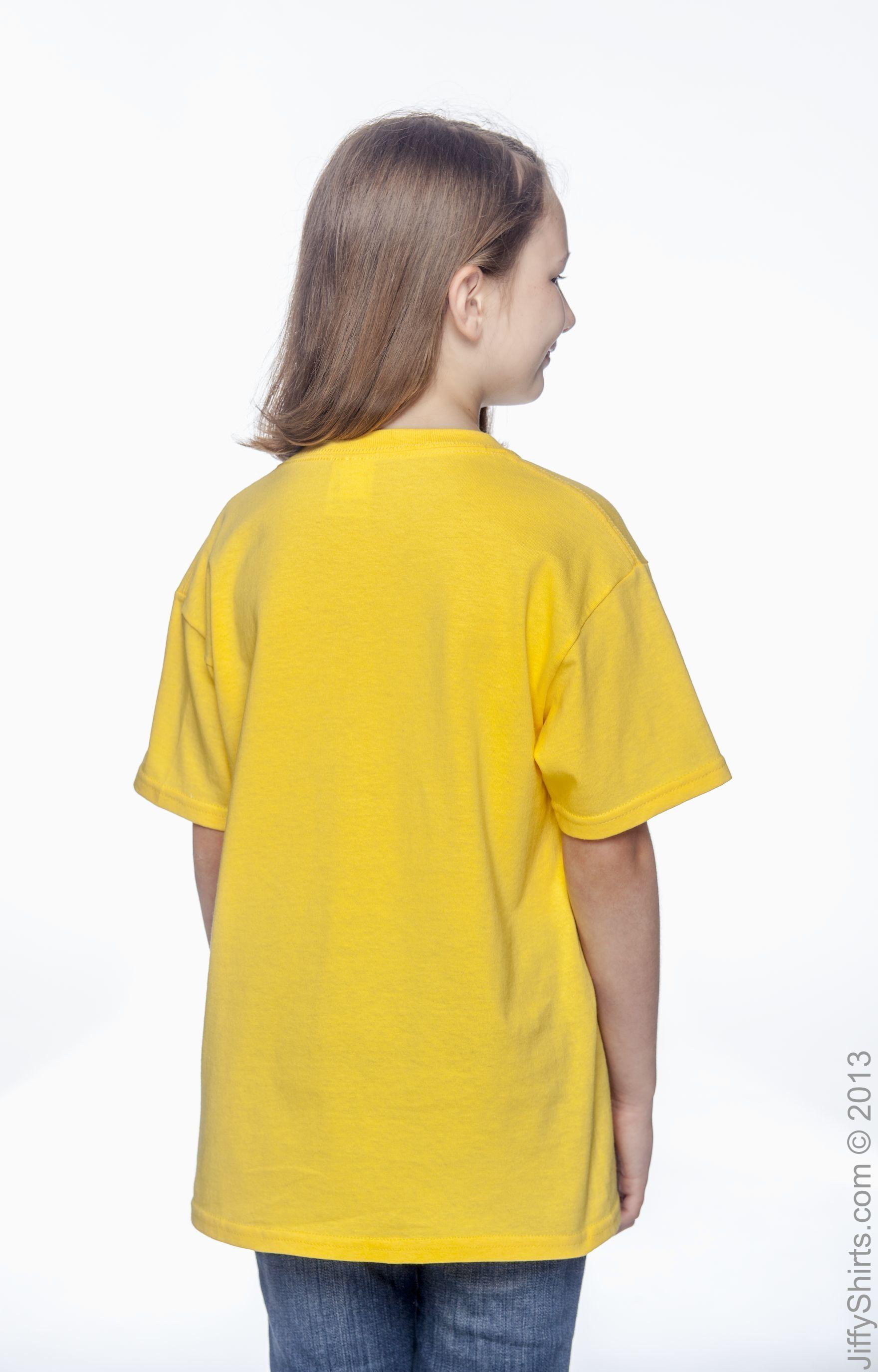Pick color also gildan   youth oz  shirt jiffyshirts rh