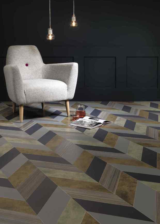 Designer Vinyl Flooring Home Design Ideas