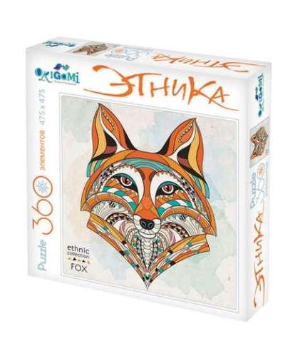 origami ethnic fox