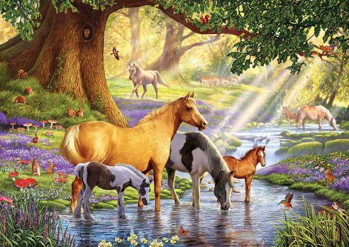 11388-ks-games-1000-parca-horses-by-the-stream-steve-crisp-puzzle-15