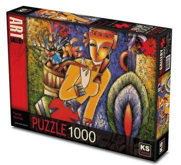 11470-ks-games-1000-parca-florist-woman-carlson-smith-maxfield-puzzle-85