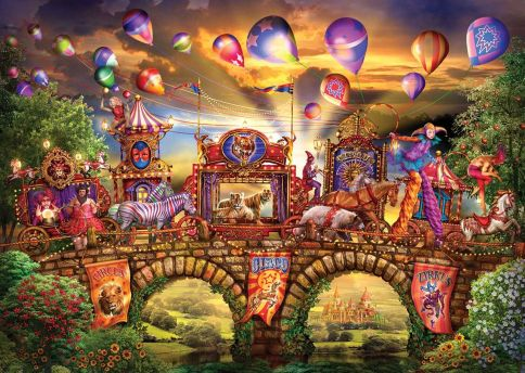 11477-ks-games-2000-parca-carnivale-parade-ciro-marchetti-puzzle-92