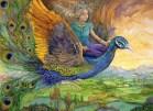 grafika-kids-josephine-wall-peacock-princess-jigsaw-puzzle-300-pieces.59302-1.fs