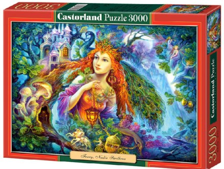 strelkina fairy of the forest castorland 3000