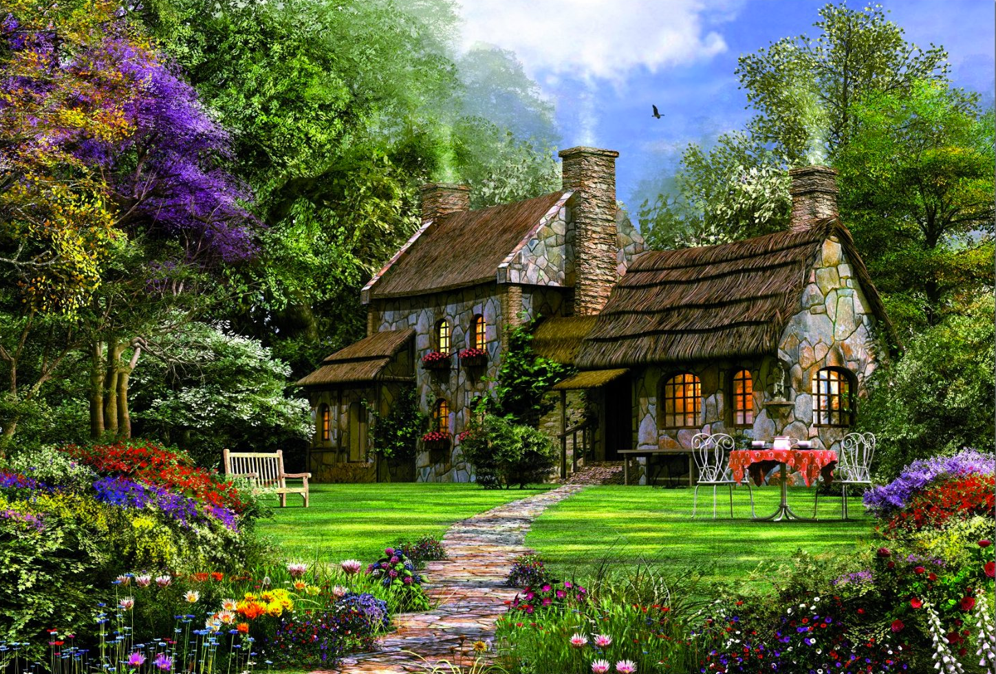 Adult Jigsaw Puzzles