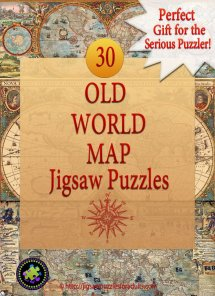 Vintage World Difficult Jigsaw Puzzle - Year of Clean Water