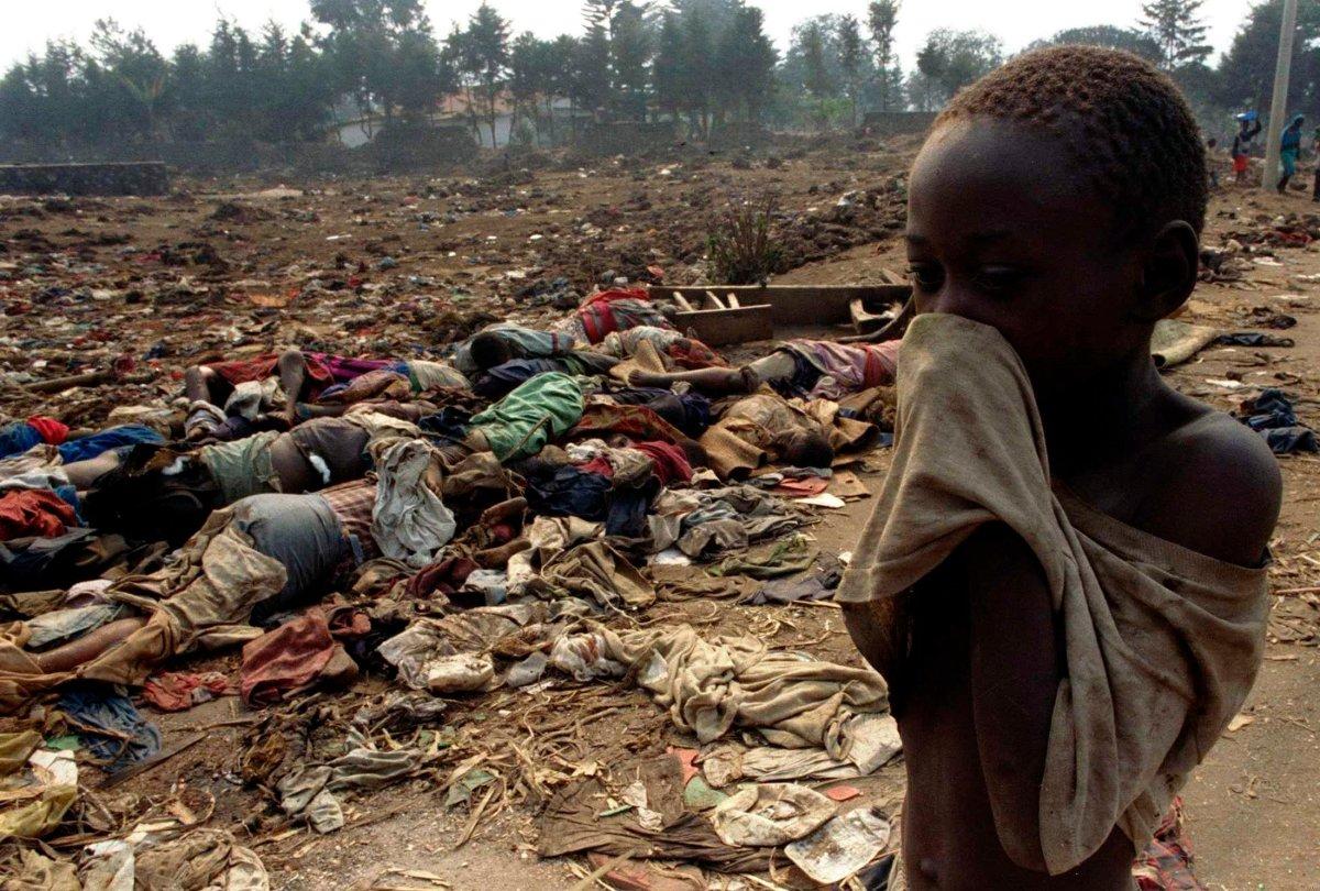 Rwanda genocide Tanzanian warned