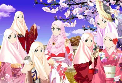 Gambar Jilbab Muslimah